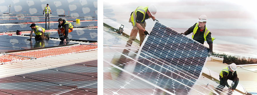 solar panel installers in san diego