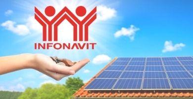 paneles solares infonavit